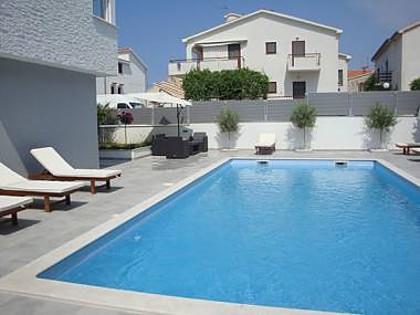swimming pool (house and surroundings) - 6053 H(4+4) - Zadar - Zadar - rentals