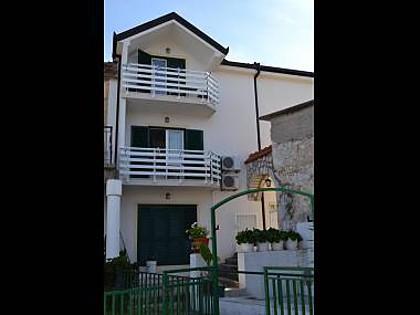house - 00913GRAD A3(3+1) Blue - Gradac - Gradac - rentals