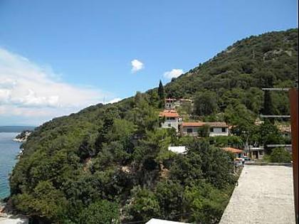 A2(4+1): terrace view - 6090 A2(4+1) - Merag - Cres - rentals