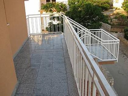 A4(2+2): balcony - 6128 A4(2+2) - Bilo - Croatia - rentals