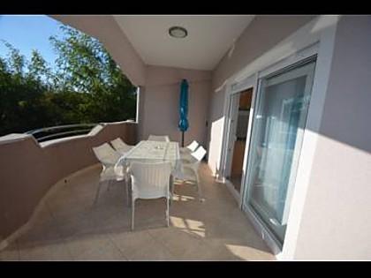 A1(2+1): terrace - 6130  A1(2+1) - Turanj - Turanj - rentals