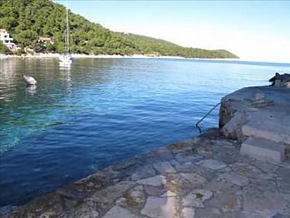 beach - 6147 H(6) - Cove Stoncica (Vis) - Croatia - rentals