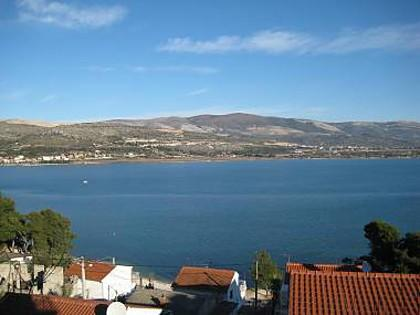 sea view (house and surroundings) - 02212TROG A1(4+2) - Trogir - Trogir - rentals