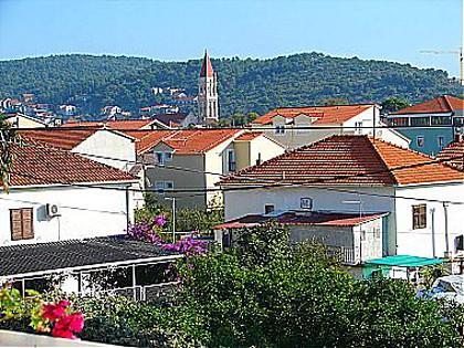 A1(5+2): terrace view - 02807TROG A1(5+2) - Trogir - Trogir - rentals