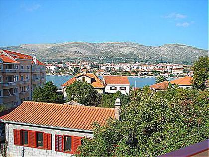 A1(4): window view - 02712TROG  A1(4) - Trogir - Trogir - rentals