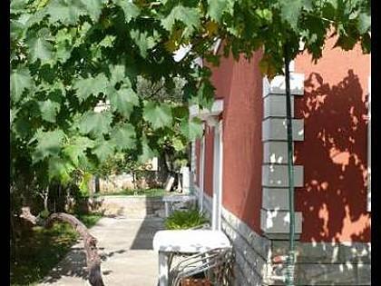 A2 Zapadni (4): common terrace - 02912TROG A2 Zapadni (4) - Trogir - Trogir - rentals