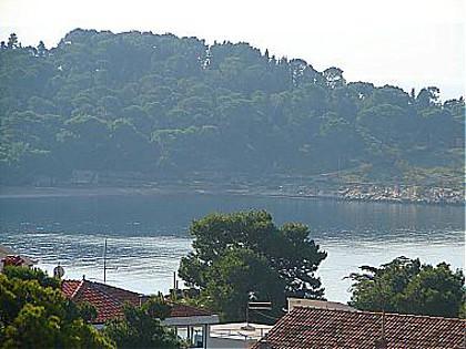 A2(4+1): terrace view - 00713MAKA A2(4+1) - Makarska - Makarska - rentals