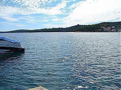sea view (house and surroundings) - 01010TISN A1(4+1) - Tisno - Tisno - rentals
