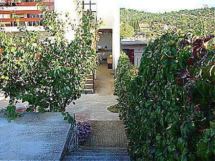 courtyard (house and surroundings) - 00710TISN A1 Crveni (2+1)  - Tisno - Tisno - rentals