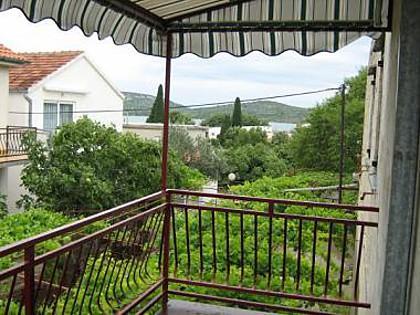 A3(2): balcony view - 7178 A3(2) - Pirovac - Pirovac - rentals
