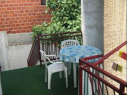 A2(2): balcony - 7178 A2(2) - Pirovac - Pirovac - rentals