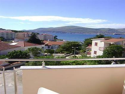 Lero2(4+2): terrace view - 7201  Lero2(4+2) - Okrug Gornji - Okrug Gornji - rentals
