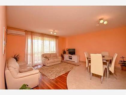 A(4): living room - 7210  A(4) - Omis - Omis - rentals