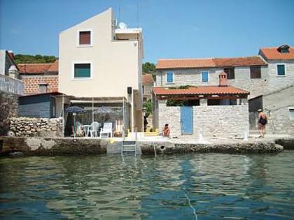 house - 7212  A(2) - Luka (Island Prvic) - Srima - rentals