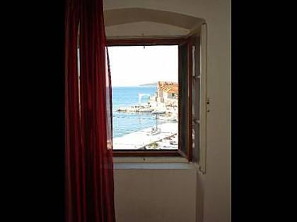 H(4+2): window view - 7216 H(4+2) - Sepurine (Island Prvic) - Srima - rentals