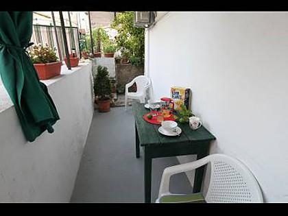 A1(2+2): balcony - 7228 A1(2+2) - Split - Split - rentals