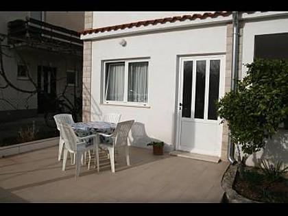 A1(4+1): terrace - 7236  A1(4+1) - Vodice - Vodice - rentals