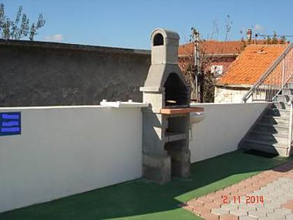 grill (house and surroundings) - 7243 H1(8+4) - Cove Voluja (Vinisce) - Vinisce - rentals