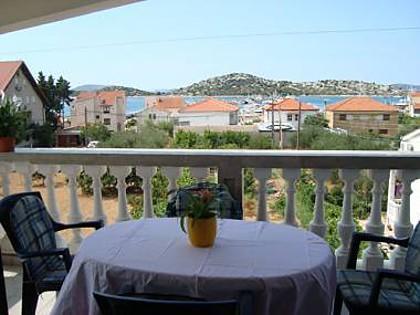 A2(5): covered terrace - 7254 A2(5) - Tribunj - Tribunj - rentals
