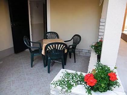 SA S(2): balcony - 7255 SA S(2) - Vodice - Vodice - rentals