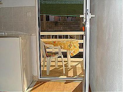 A4(2+2): terrace - 01414KORC A4(2+2) - Korcula - Korcula - rentals