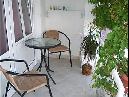 SA5(3): terrace - 7774  SA5(3) - Baska Voda - Baska Voda - rentals