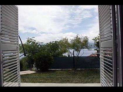 A2(2+2): view - 7871  A2(2+2) - Lokva Rogoznica - Lokva Rogoznica - rentals