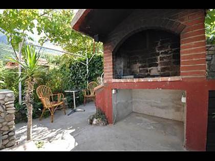 A2(5+1): grill - 001KRIL  A2(5+1) - Sumpetar - Sumpetar - rentals