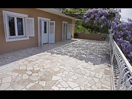 A1(8+2): terrace - 7923  A1(8+2) - Borak - Split-Dalmatia County - rentals