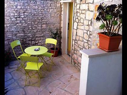 H(6+2): terrace - 7944 H(6+2) - Pucisca - Pucisca - rentals