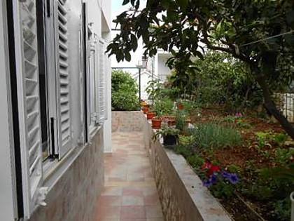A1(4+1): terrace - 8009 A1(4+1) - Okrug Donji - Okrug Donji - rentals
