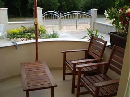 SA2(2+1) Zeleni: terrace - 8015 SA2(2+1) Zeleni - Biograd - Biograd - rentals