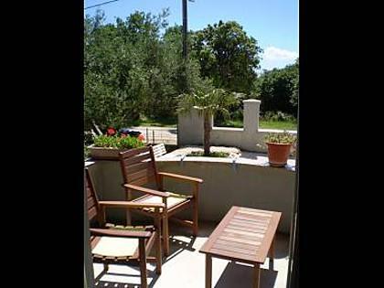 A3(4+2) Zuti: terrace - 8015 A3(4+2) Zuti - Biograd - Biograd - rentals