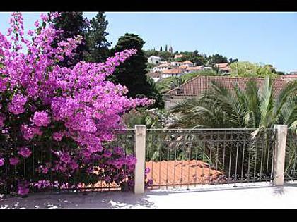 H(7+2): terrace view - 8013  H(7+2) - Sutivan - Sutivan - rentals