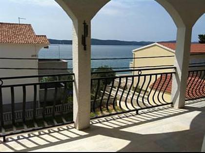 A2(4): terrace - 8075  A2(4) - Bibinje - Bibinje - rentals