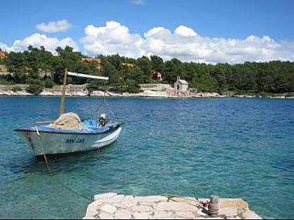 beach - 8095  A1(4+1) - Cove Osibova (Milna) - Cove Osibova (Milna) - rentals