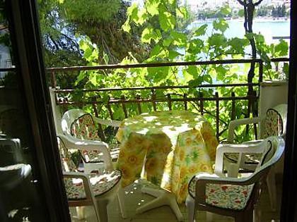 A3(3+2): balcony - 8098 A3(3+2) - Okrug Gornji - Okrug Gornji - rentals