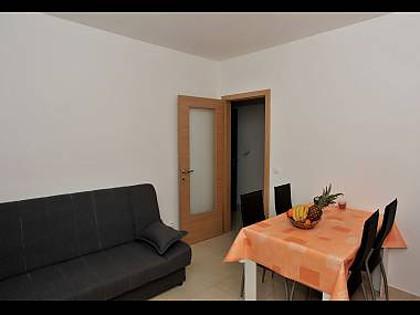 1B(4+1): living room - 8100 1B(4+1) - Supetar - Supetar - rentals