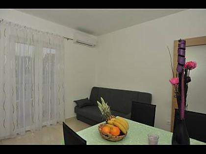 2B(4+1): living room - 8100 2B(4+1) - Supetar - Supetar - rentals