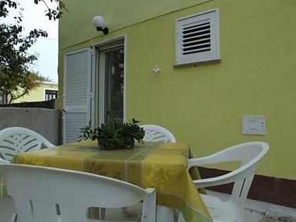 A2(2+1): terrace - 8144 A2(2+1) - Zaton (Zadar) - Zaton (Zadar) - rentals