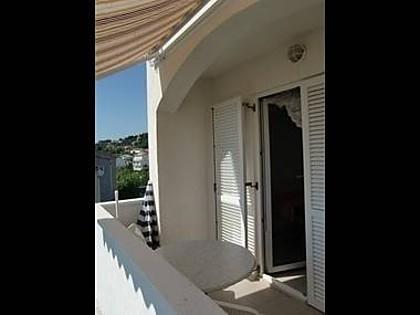 A3(2): terrace - 8157 A3(2) - Banjol - Banjol - rentals