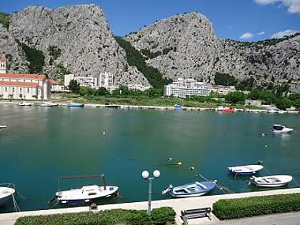 view (house and surroundings) - 8166  A1(4+2) - Omis - Omis - rentals