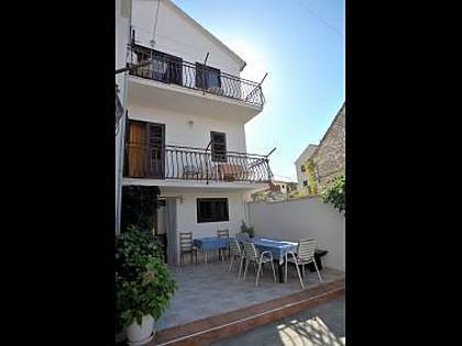 house - 8192  A1(4+1) - Supetar - Supetar - rentals