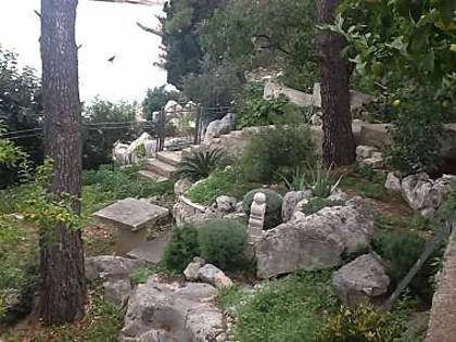 courtyard (house and surroundings) - 8212  A1(6+1) - Trogir - Trogir - rentals