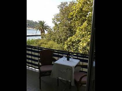 A1(3+2): balcony - 8230 A1(3+2) - Makarska - Makarska - rentals