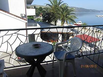 A2(6+2): terrace - 8264  A2(6+2) - Seget Vranjica - Seget Vranjica - rentals