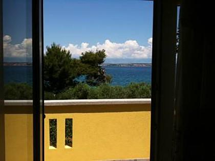 SA1(2+1): terrace view - 8312 SA1(2+1) - Sutomiscica - Sutomiscica - rentals