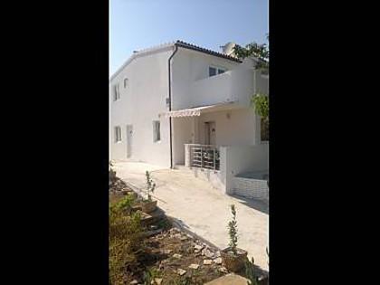 house - 002ROGO A1(4+2) - Rogoznica - Rogoznica - rentals