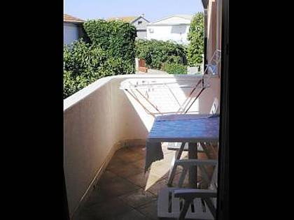 SA2(2): balcony - 8334  SA2(2) - Rogoznica - Rogoznica - rentals