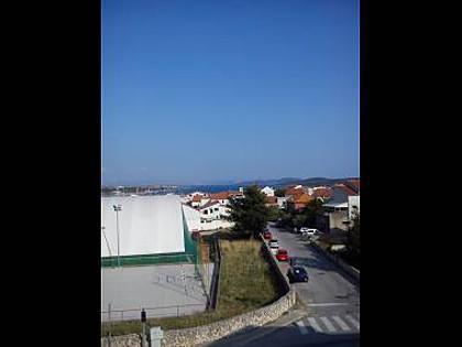A4(2+2): terrace view - 8336 A4(2+2) - Vodice - Vodice - rentals